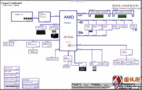 Acer AN515-34 FH500 FH50Q LA-J621P REV 1.0宏基笔记本图纸