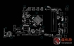 Acer Aspire A315宏基笔记本点位图CAD+PDF