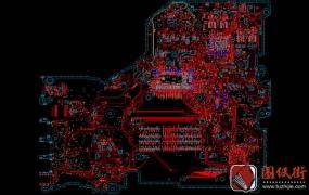 Acer E5-574 Quanta ZRW DA0ZRWMB6G0 REV F宏基笔记本点位图(主板+小板)BRD