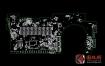 Apple A1398 J145G-X425G 820-00163 苹果笔记本点位图