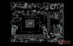 Asus B150M-ET M2 Rev1.00A华硕主板点位图