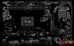 华硕PRIME B250M-J Rev 1.00主板点位图
