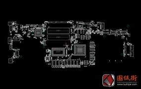 ASUS ROG GL702VMK REV 2.0华硕笔记本点位图