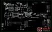 Asus GL771J Quanta BK3A DABK3AMB8C0华硕点位图