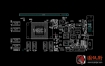 ASUS GT 740 C2011PI REV 1.01华硕显卡点位图