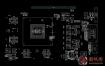 Asus GTX650TI 0C-2GD5-2DI-V2 C2010I2 rev_1.00华硕显卡点位图