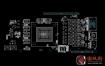 Asus GTX660 Ti C2004PA Rev 1.00华硕显卡点位图