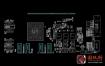 ASUS GTX760 60PA05Z0-VG0A01 REV 1.01华硕显卡点位图