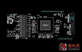 ASUS GTX770-DC2OC-2GD5 C2002P REV. 1.01华硕显卡点位图