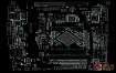 ASUS J2900-K K31AN 1.02A主板点位图