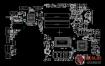 Asus N580VD Rev 2.0华硕笔记本点位图