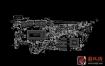 Asus UX433FN 60NB0JQ0-MB1410 Rev 2.0华硕笔记本点位图