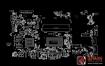 Asus UX561UAR 60NB0G40-MB3000 Rev 2.0华硕笔记本点位图