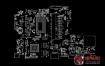 Asus X541UVK REV 2.0华硕笔记本点位图