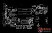Asus X542UQ X542UQR Rev2.0华硕笔记本点位图