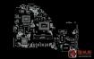 Asus X550JF X550JX REV 2.1笔记本点位图