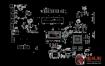 Asus X751LKB华硕笔记本点位图