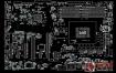 ASUS Z170-A REV 1.03 1.03D 1.04系列主板点位图合集