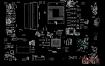 Asus Zen AiO Pro一体机Z220IC Rev 1.0 1.1主板维修点位图