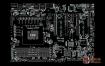 Asus Z270-WS 1.00主板点位图
