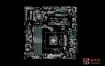 Asus Z87M DP REV 1.01华硕主板点位图