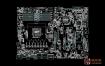 ASUS Z97-WS REV 1.00华硕主板点位图
