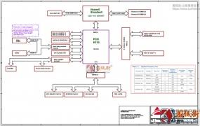 Biostar IH11F-MHS Rev 7.0主板图纸