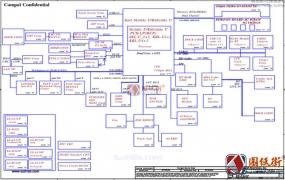 Acer TravelMate P648-G3-M LA-F241P D4PB1_D5PB1 Rev 1.0宏基笔记本图纸