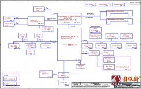 Compal LA-H431P EH50F EH70F EH51F EH5VF EH53F EH73F R10仁宝笔记本图纸