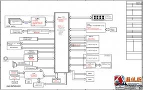 Dell 15-3542 3543 3441 13269-1 FX3MC戴尔笔记本电路原理图