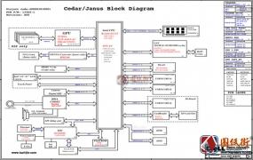 Dell 3446 Janus HSW 40_50_70 13302-1 Rev A00戴尔笔记本图纸