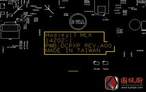 Dell 7746 Hadley17 MLK 14202-1戴尔笔记本点位图