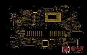 Dell 13-7370 7000 KyloRen 13 Y5HR3 16839-1 Rev A00戴尔笔记本点位图