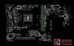 Dell Vostro 3470 Wistron 17530-1戴尔笔记本主板点位图CAD