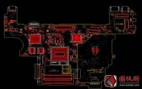 Dell E6440 LA-9932P VAL91 rev1.0戴尔笔记本点位图
