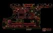 外星人Alienware M11x R3 ZBU10 LA-A961P R10-1007A brd笔记本点位图