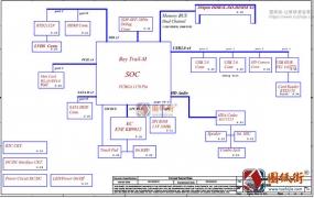 Dell 15-3531 ZBW00 LA-B481P REV 2.0戴尔笔记本图纸