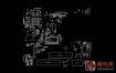 Dell 5458 5558 5758 AAL10 LA-B843P REV : 1.0戴尔笔记本点位图