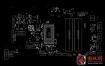 Dell 5368 5468 Compal LA-D822P戴尔笔记本点位图CAD