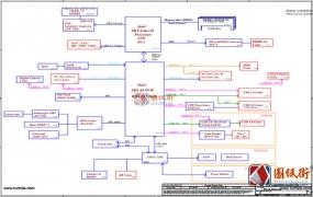 Dell 15 7566 LA-D991P BCV00_BCV10 Rev1.0(A00)戴尔笔记本图纸