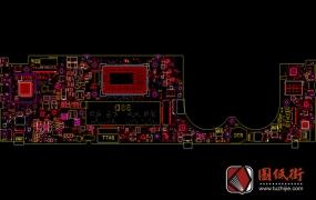 DELL XPS 13 9370 CAZ60 LA-E671P Rev1.0 戴尔笔记本点位图 BRD+CAD