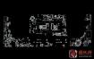 Dell xps 15 9560 LA-F331P rev 1.0 戴尔笔记本点位图CAD