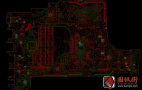 Dell 3583 LA-G711P Rev 1.0戴尔笔记本点位图