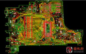 Dell 3490/3590/3790/5494/5594 FDI40 LA-G716P Rev0.1戴尔笔记本点位图