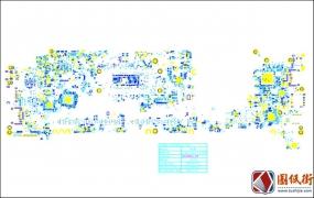 Dell 7300 7400 EDC40 LA-G871P Rev: 1.0(A00) 戴尔笔记本点位图CAD+PDF