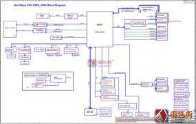 Dell 5400 EDC41 LA-G891P REV : 1.0 (A00)戴尔笔记本电路原理图纸