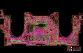 Dell XPS 13 9300 LA-H811P Rev: 1.0 戴尔笔记本点位图