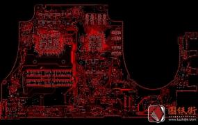 Dell 5576 Quanta AM9C daam9cmbad0 Rev D戴尔笔记本点位图