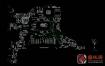 Dell 5560 Quanta JWA DA0JWAMB8C1戴尔笔记本点位图CAD