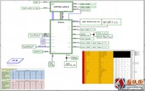 Acer Veriton M200 H310 ECS H31H4-AI Rev 1.0宏基主板(精英代工)图纸